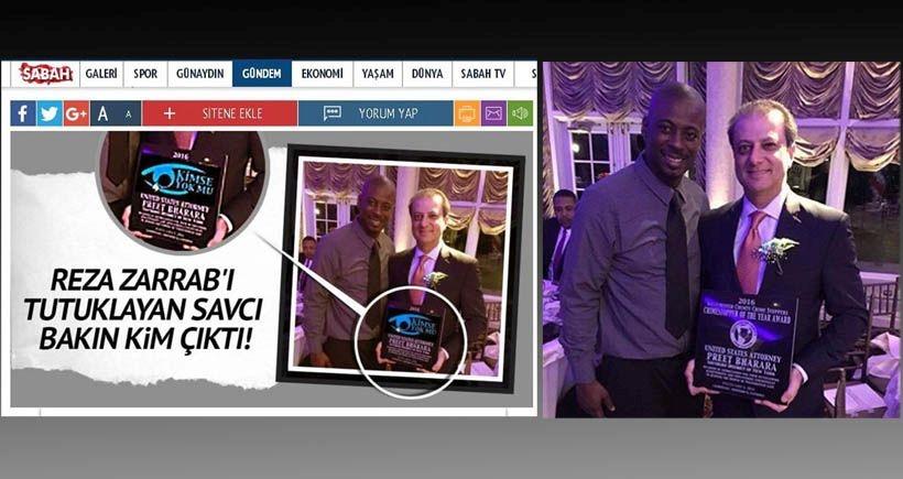 Sabah'tan photoshop fiyaskosu: Savcıyı 'Paralel'e bağladılar!