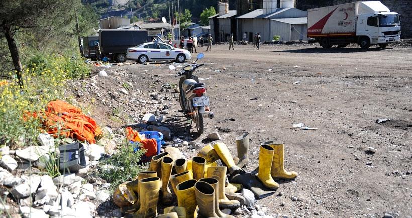 'Patron para kaybetmesin  madenci ölsün' yönetmeliği