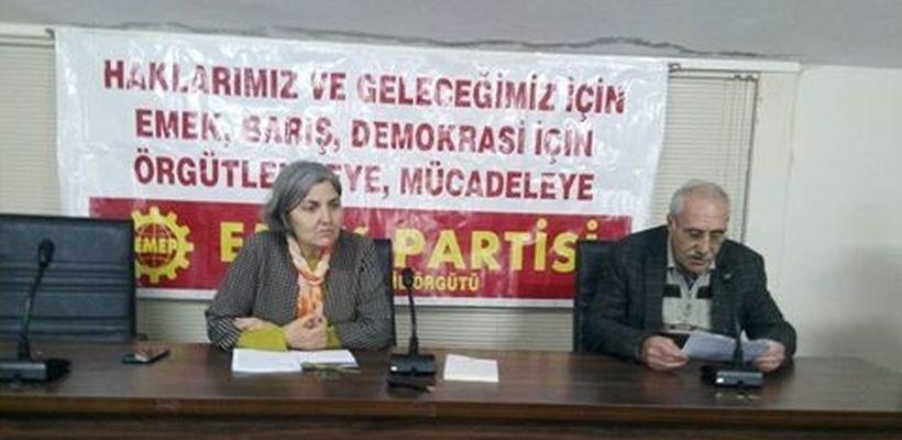 Gürkan: Tek adam düzenine karşı mücadele birliği