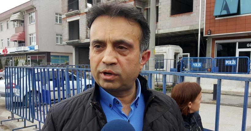 Düzce'de saldırıya uğrayan CHP'li Tozan Evrensel'e konuştu: Saldırı planlı ve siyasi