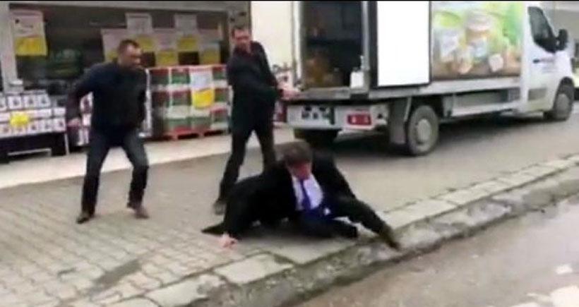 Düzce'de CHP İl Başkanı'na saldıran 3 kişi tutuklandı