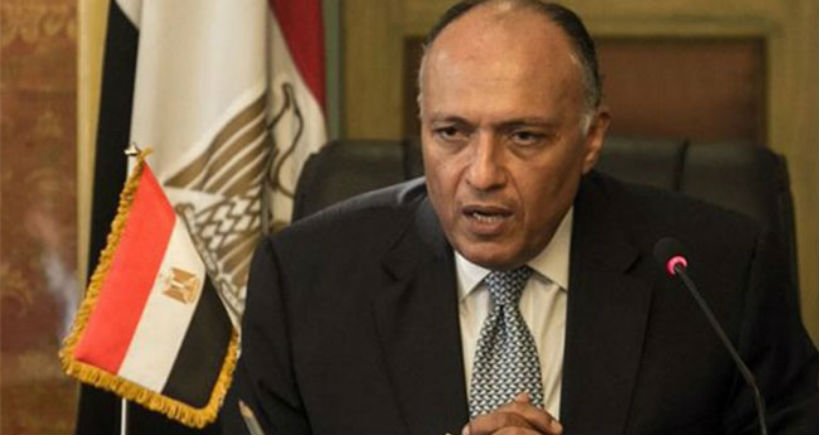 Mısır Dışişleri Bakanı: Cumhurbaşkanının kim olacağına Suriye halkı karar verir
