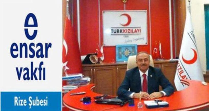İstismar tutuklusu da Ensar Vakfı Başkanı çıktı