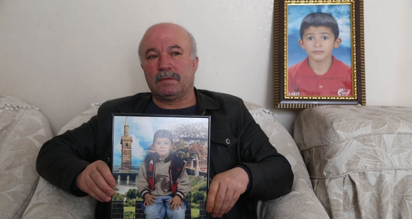 Enes Ata'nın babası: Enes'in katilleri şimdi Sur'da, Cizre'de