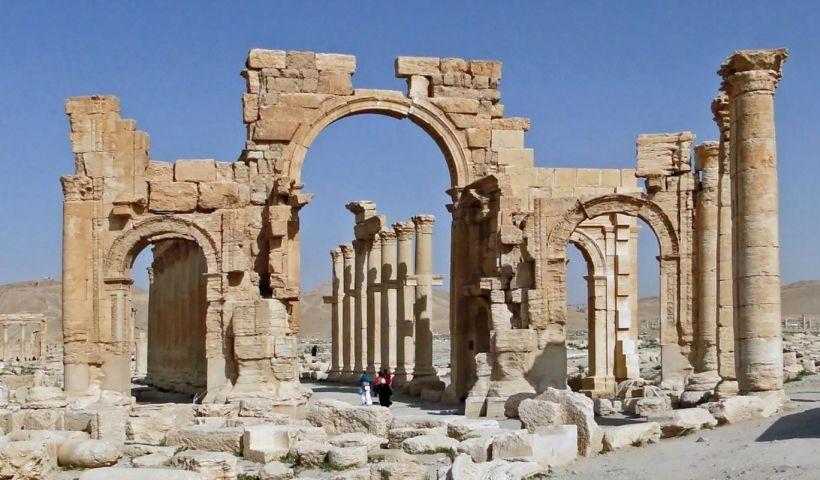 Fisk: Palmira'nın kurtarılması sonrası ABD ve İngiltere sessizliğe büründü