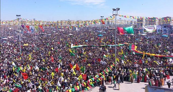 Diyarbakır Newroz Tertip Komitesi hakkında tutuklama istendi