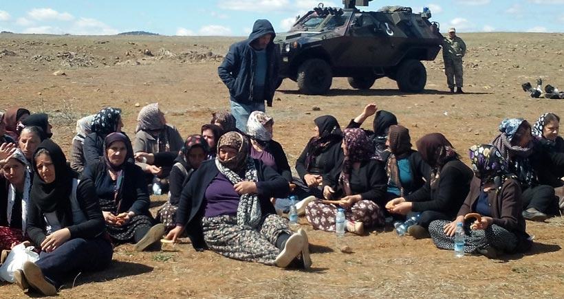 Alevilerin tepkisi Suriyelilere değil halka yapılan dayatmaya!