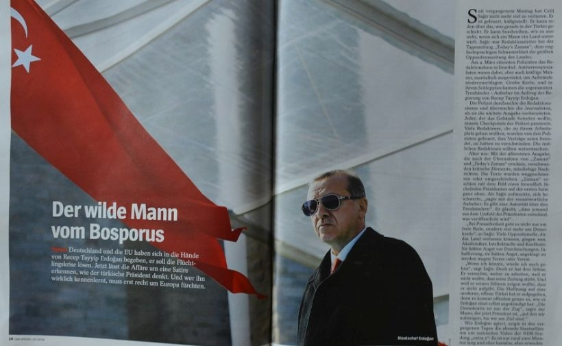 Der Spiegel: Erdoğan, hürriyet ve demokrasiye savaş açtı