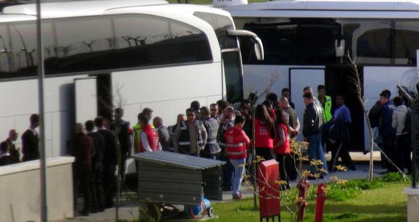 Kırklareli'deki Geri Gönderme Merkezine yerleştirilen mültecilerin sayısı 130'u buldu