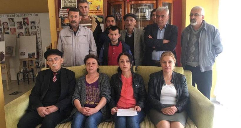 Malatya PSKAD Maraş Sivricehöyük'te inceleme yaptı: AKP hiçbir değere saygı duymuyor