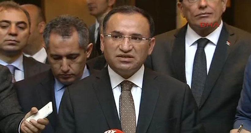 Bozdağ'dan kimlik bilgilerinin sızdırılmasıyla ilgili açıklama: Soruşturma başlatıldı