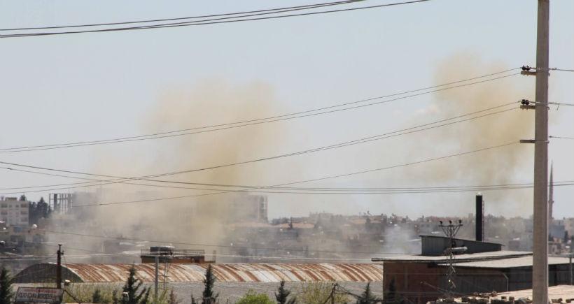 Nusaybin'de bombardıman ve çatışmalar sürüyor