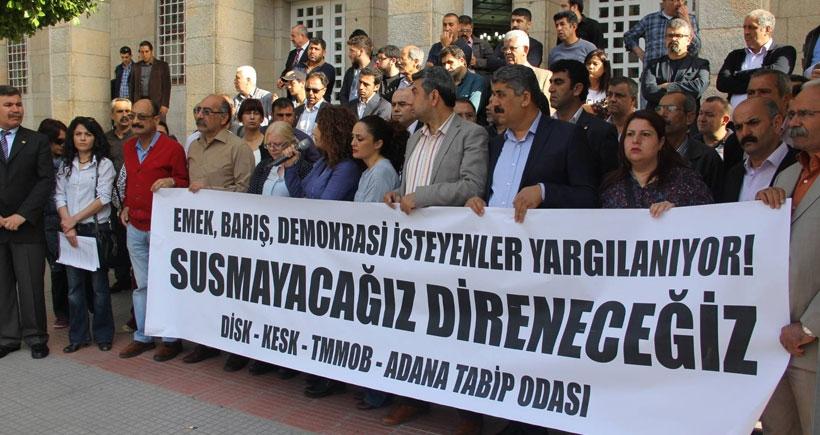 Adana Emek ve Demokrasi Güçleri: Barış talebimizin arkasındayız, hesap soruyoruz