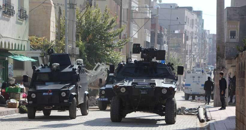 Nusaybin'de 5 özel harekatçı hayatını kaybetti
