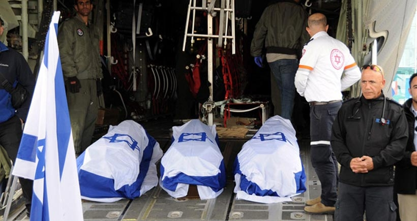 İsrail vatandaşlarını uyardı: Türkiye'yi en kısa sürede terk edin
