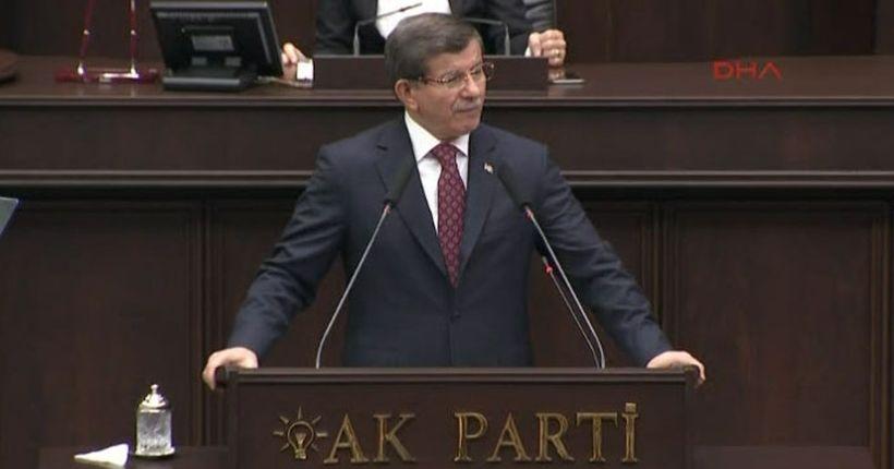 Davutoğlu: Dokunulmazlık düzenlemesi bugün yarın Mecliste