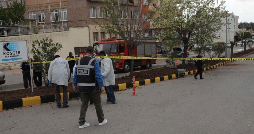 Kilis'e düşen roket mermisinden yaralanan belediye işçisi hayatını kaybetti