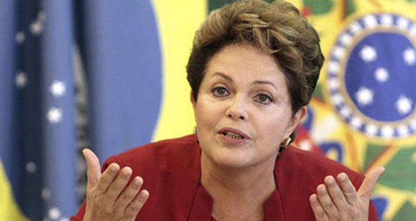 Brezilya Devlet Başkanı Dilma'ya soruşturma darbesi