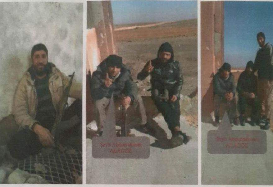 Ankara ve Suruç failleri ve aranan canlı bombalar aynı karede