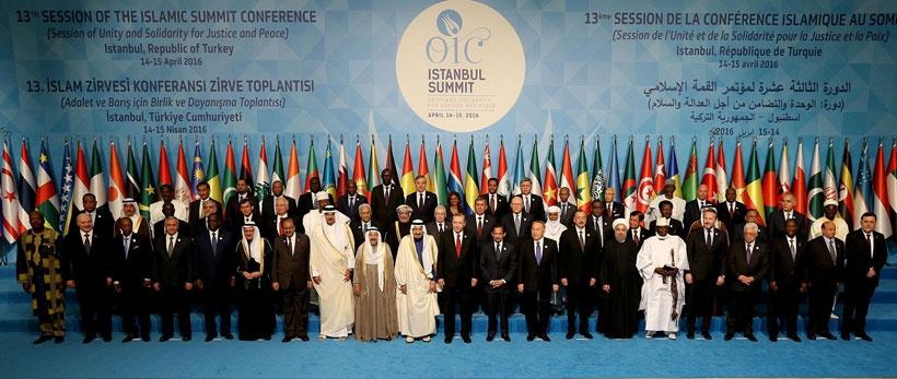 İslam Zirvesi İstanbul'da toplandı: İran'a karşı işbirliği zirvesi