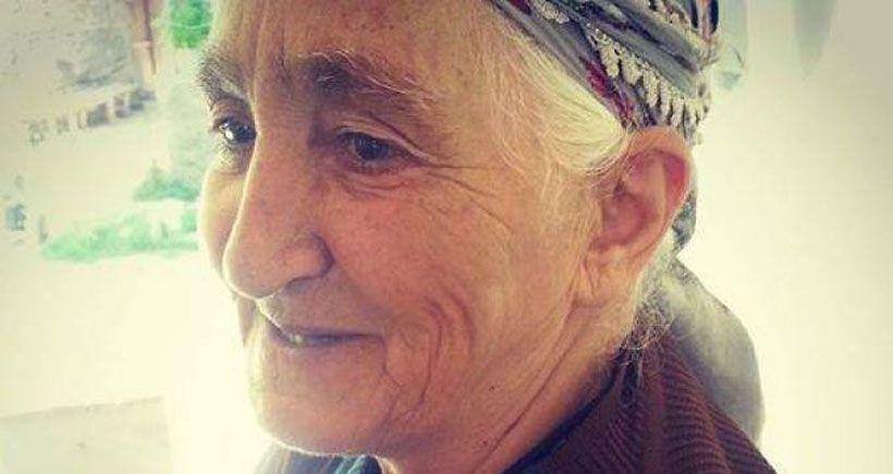 Valilik 77 yaşındaki Sise nineyi 'işbirlikçi' ilan etti