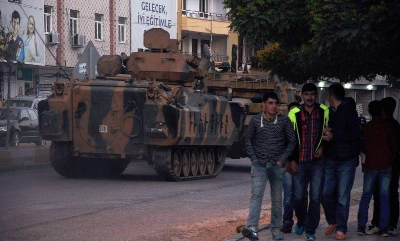 Silvan'a bağlı 10 mahallede sokağa çıkma yasağı: Kırsal kesim sabaha kadar bombalandı