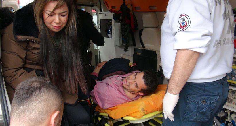 İşkenceden kaçıp koruma altına alınan kadın bir kez daha saldırıya uğradı