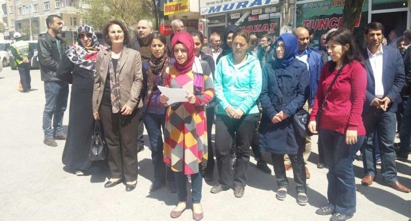 Elazığ'daki kadın cinayetine tepki