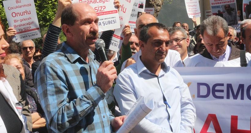 İzmir Tabip Odasının Sürenkök'ü hedef alan açıklamasına erişim engeli