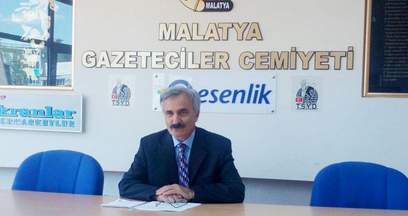 Prof. Dr. Kaçmazoğlu, İnönü Üniversitesi rektör adaylığını açıkladı