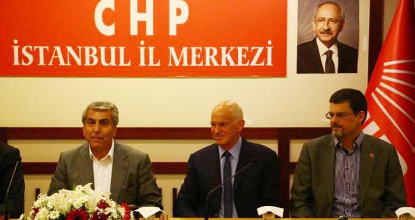 Sosyalist Enternasyonal'den CHP'ye ziyaret