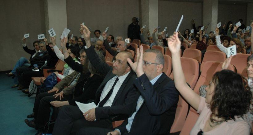 Ankara Tabip Odası yeni yönetimini seçiyor