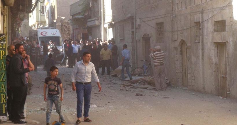 Kilis, roketatar mermilerine hedef oldu: 4 kişi öldü