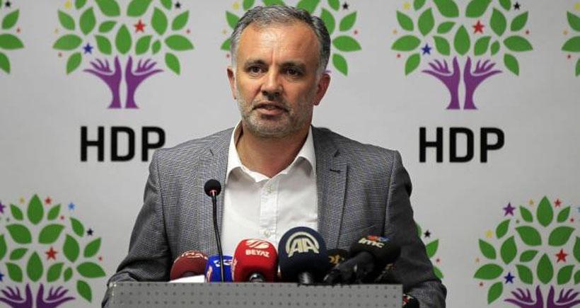 HDP'li Ayhan Bilgen: Siyasi tasfiye operasyonu yapılıyor