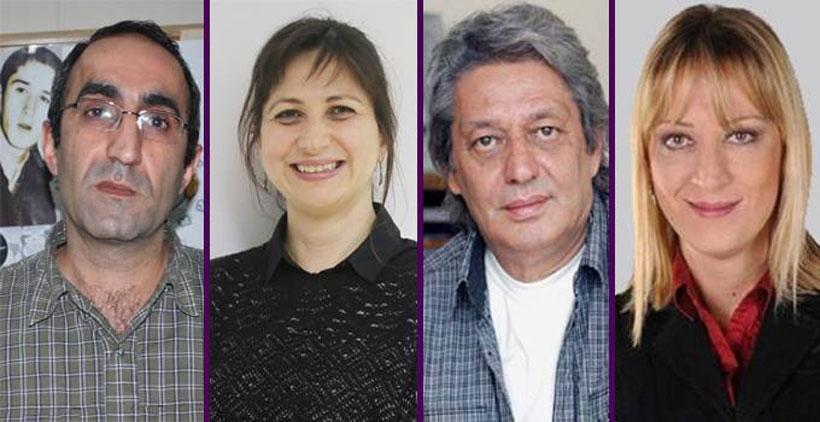 'Tutuklu Gazetecilere Özgürlük' kampanyasına destek büyüyor