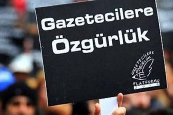 Türkiye basın özgürlüğünde 2 sıra daha geriledi