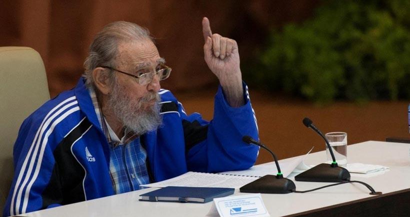Fidel Castro: Son konuşmam olabilir ama fikirlerimiz sürmeli