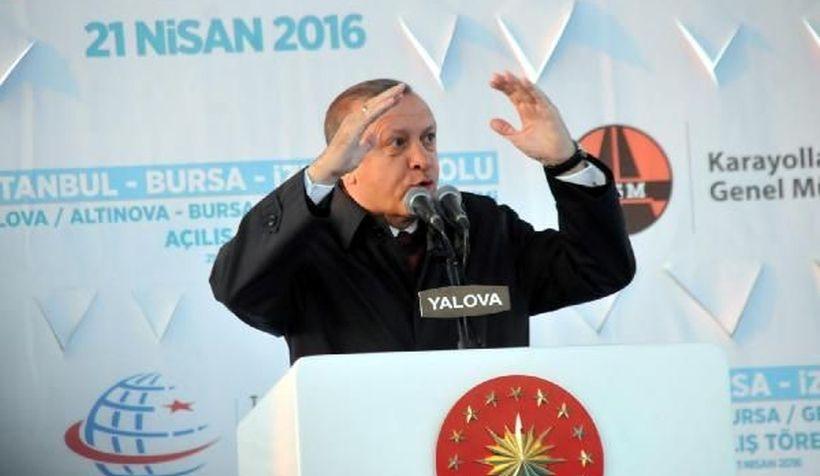 Erdoğan, TMMOB'ye 'Paralel'le ortak yıkım ekibi' dedi