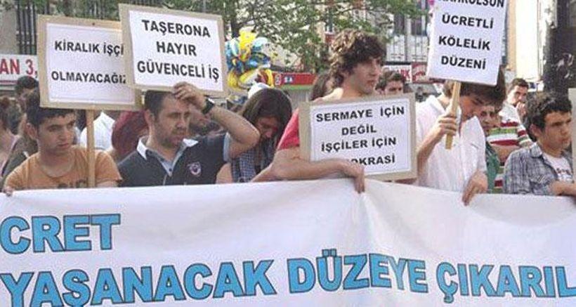 Trakyalı işçiler: 1 Mayıs alan günü değil talep günüdür