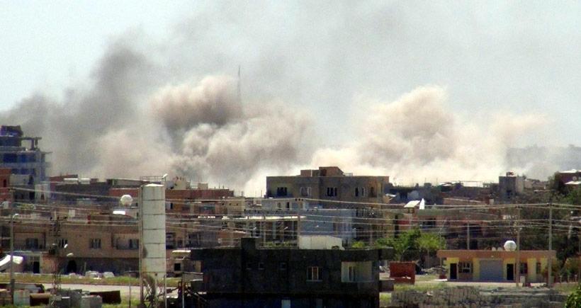 Mardin'de bombalı saldırı: En az 6 asker yaralandı