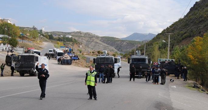 İçişleri Bakanlığı'nın 'Şehitlik' korkusu