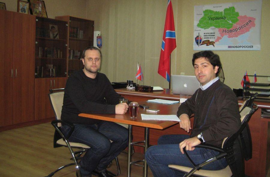 Gubarev: Özerklik tanınsaydı Ukrayna bölünmeyebilirdi