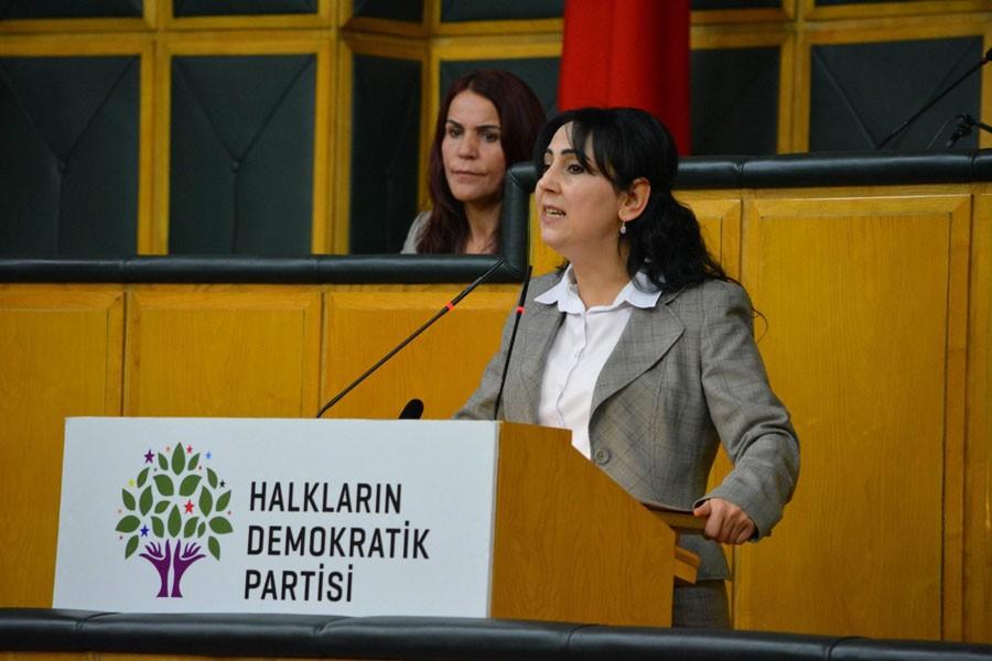 HDP GRUP TOPLANTISI