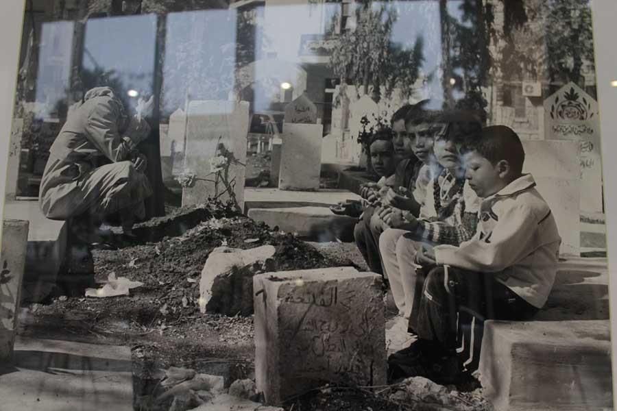 'Unutulan insanlık' sergisi Adana'da
