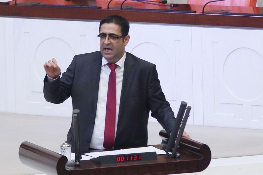 HDP'li Baluken: Saray ülkeyi medya mezarlığına çevirdi