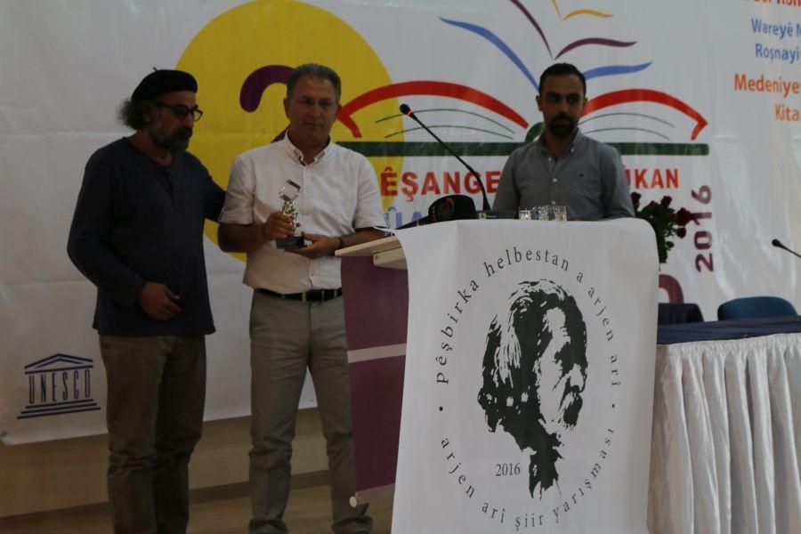 Arjen Arî Diyarbakır'da düzenlenen etkinlikle anıldı
