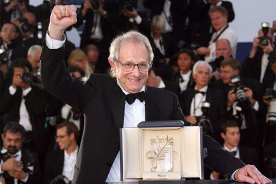 Cannes'da 'Altın Palmiye'yi Ken Loach kazandı