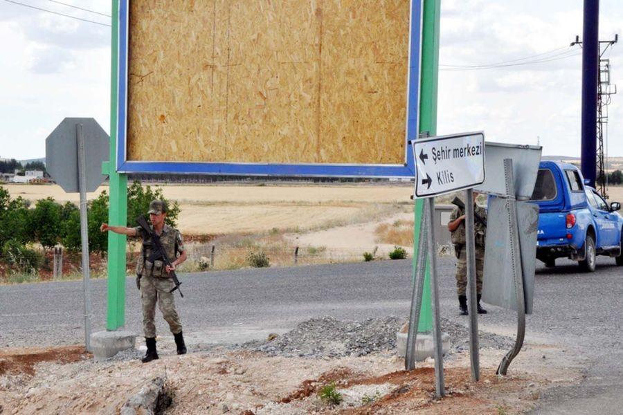 IŞİD BU KEZ <br> ANTEP'E SALDIRDI