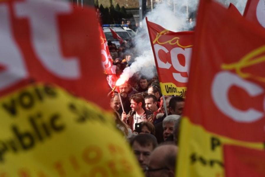 İşçilerin mücadelesi  hükümetin kabusu oldu
