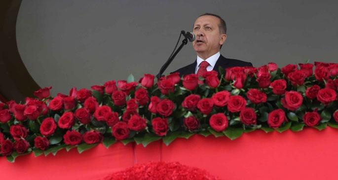 Cumhuriyet kutlamalarında Erdoğan 'farkı'